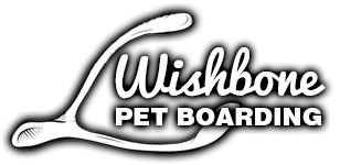 Wishbone Pet Boarding Logo